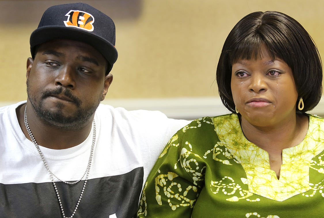 Sam DuBose sister: 'This, to me, is murder'