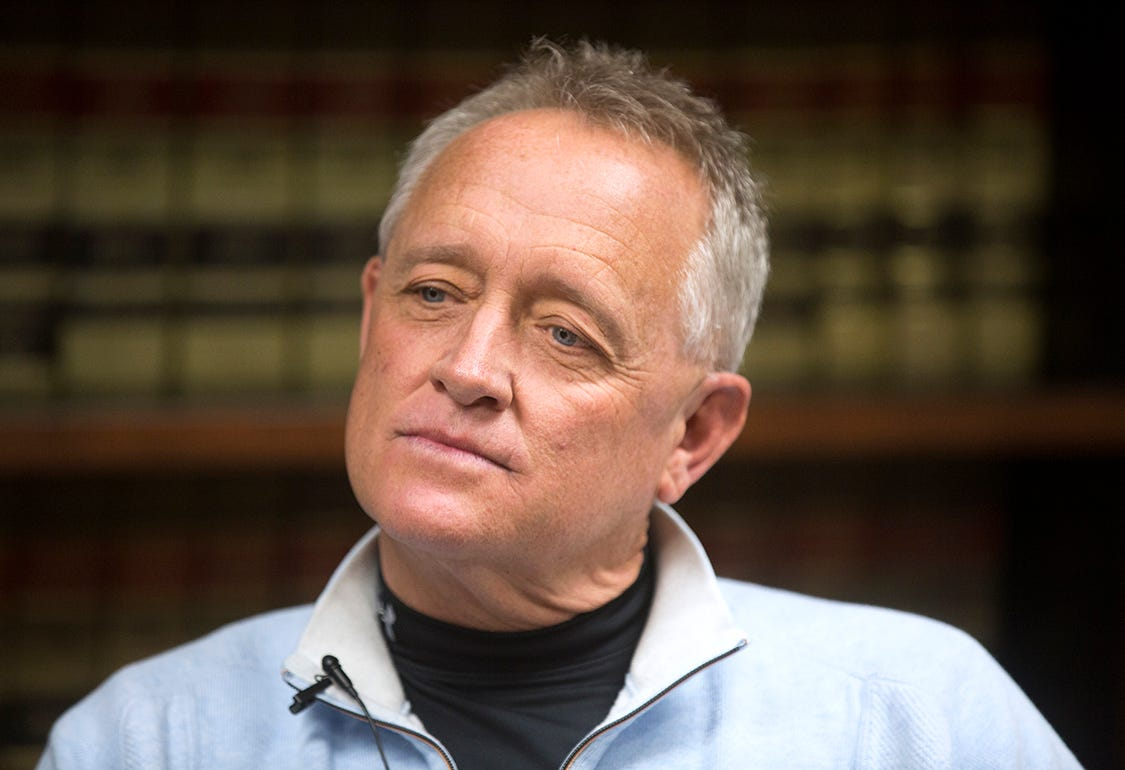 "Joe Deters: ""I didn't believe the tears for a second"""