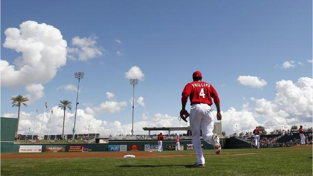 eaba8fd2e Boston Red Sox agree to minor-league deal with Brandon Phillips