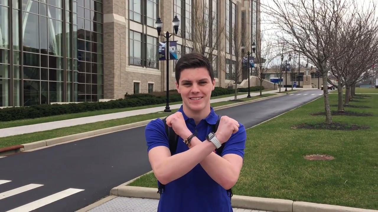 Xavier students react to March Madness