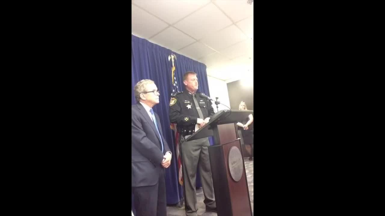 Pike County Sheriff Charles Reader indicted on 16 charges