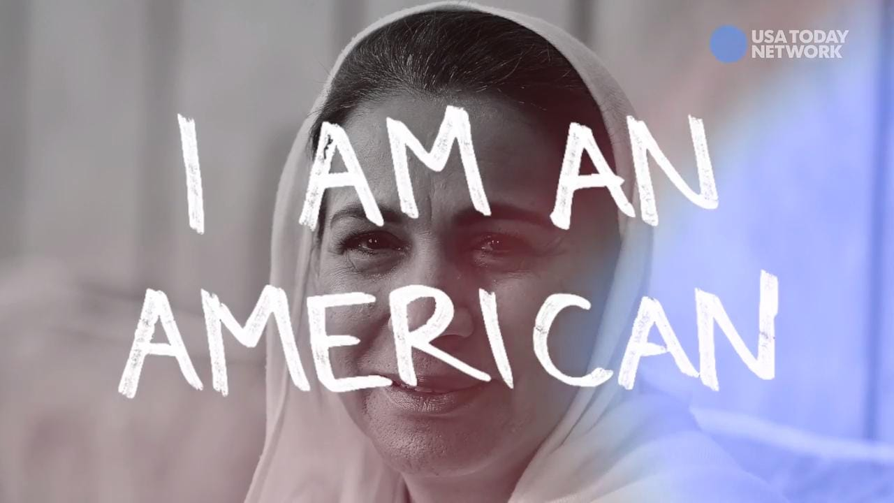I Am An American Shakila Ahmad Pushes For Understanding On National
