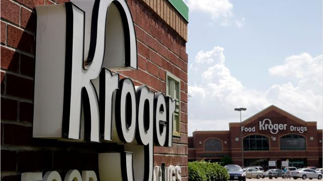 Kroger will soon let grocery shoppers pay with their phone nationwide