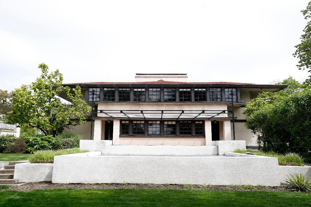 Cool Homes: Road trip to a Frank Lloyd Wright House