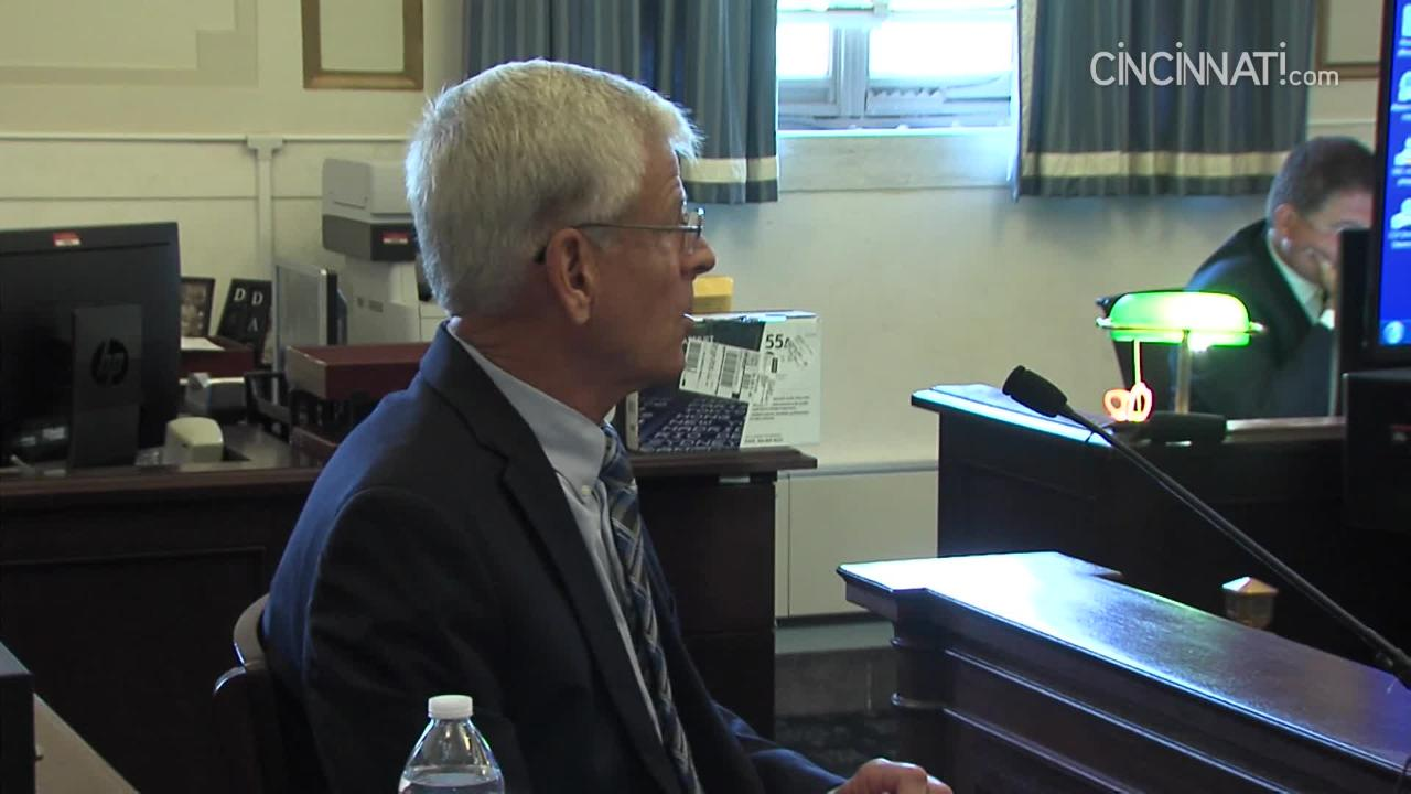 Use of force expert testifies in Ray Tensing retrial