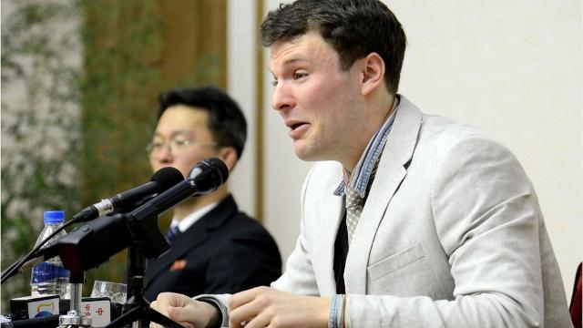 US student freed by North Korea in a coma has died at 22