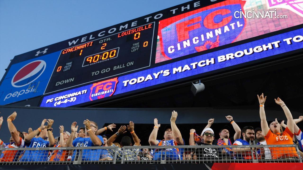 FCC 1, Louisville City FC 0