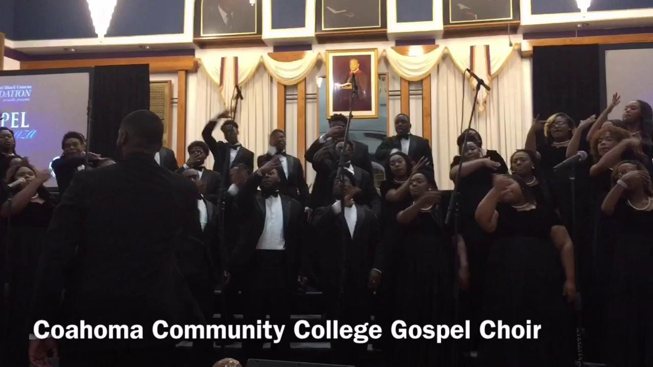 Coahoma Community College Gospel Choir