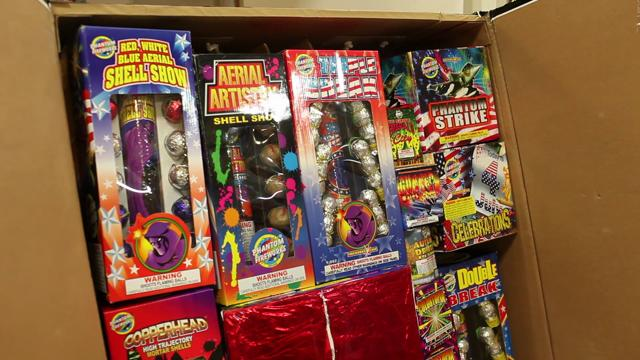 Video | Which fireworks are selling well in Southern Indiana