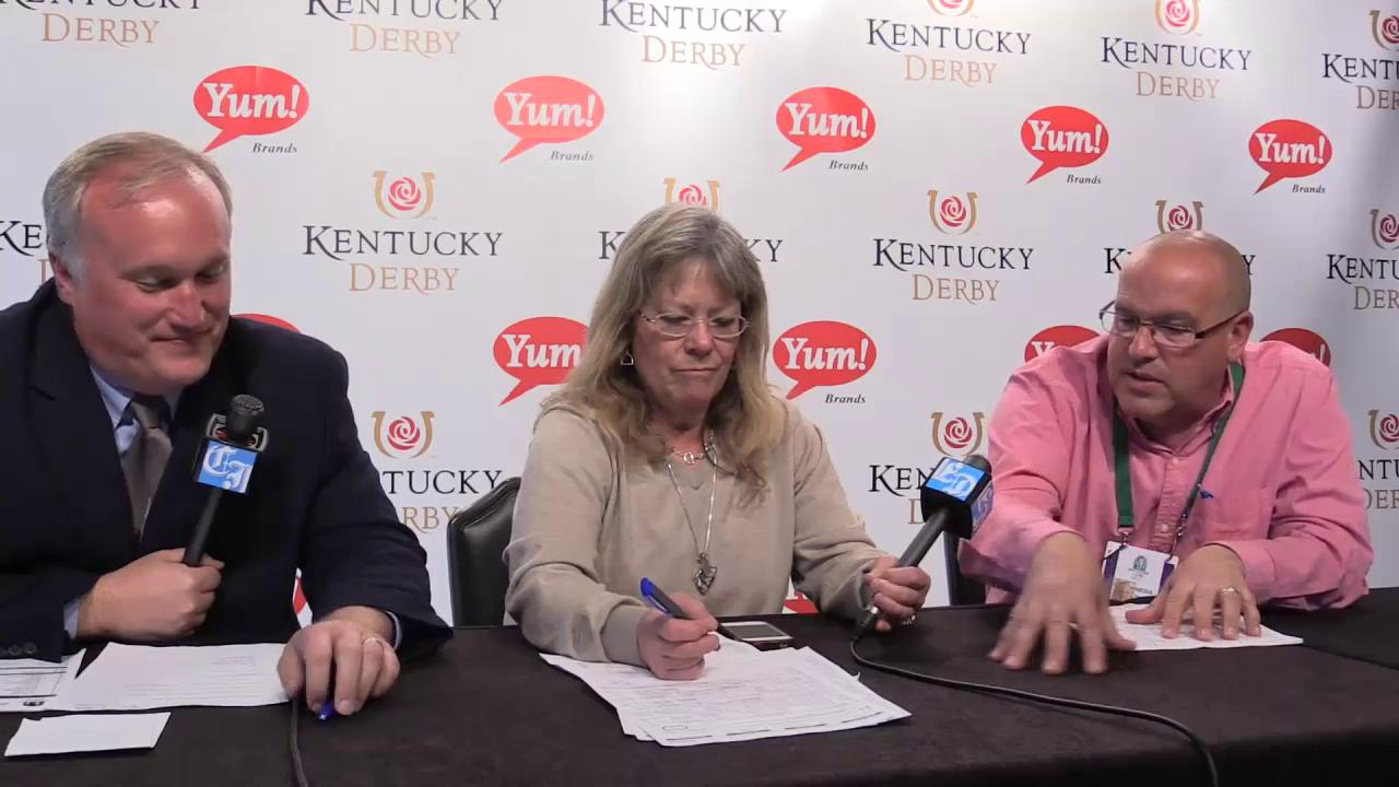 Video | Kentucky Derby 2015 picks from horse racing media