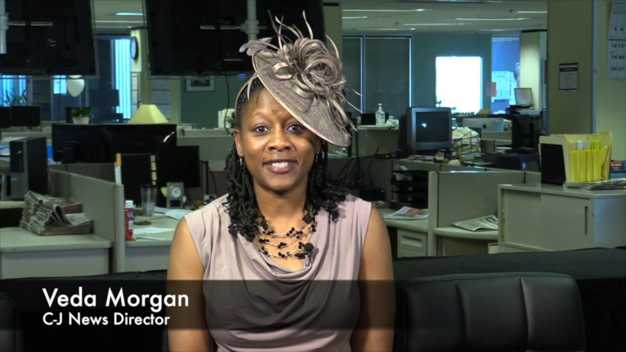 C-J News Director Veda Morgan gives her Kentucky Derby picks