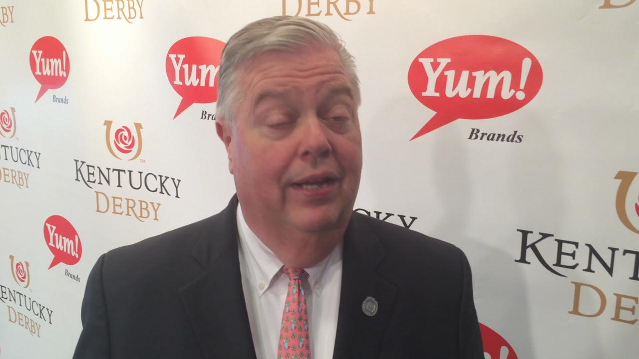 John Asher with Churchill Downs gives his Kentucky Derby picks