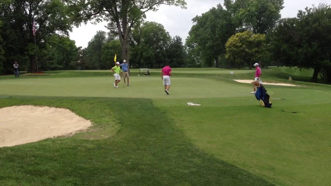 Video | Hogge wins Kentucky State Amateur
