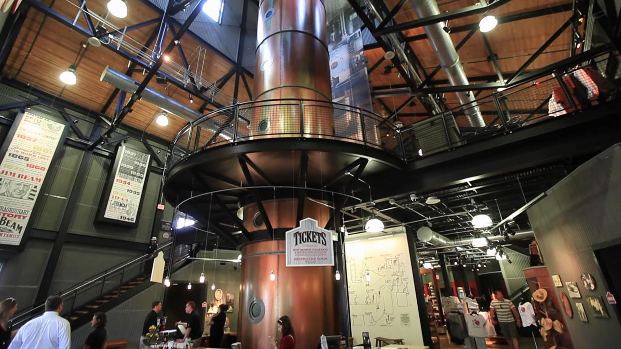 Jim Beam Distillery Opens Home As Airbnb At Kentucky Grounds
