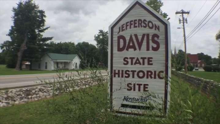Video   Jefferson Davis park features 351-foot obelisk