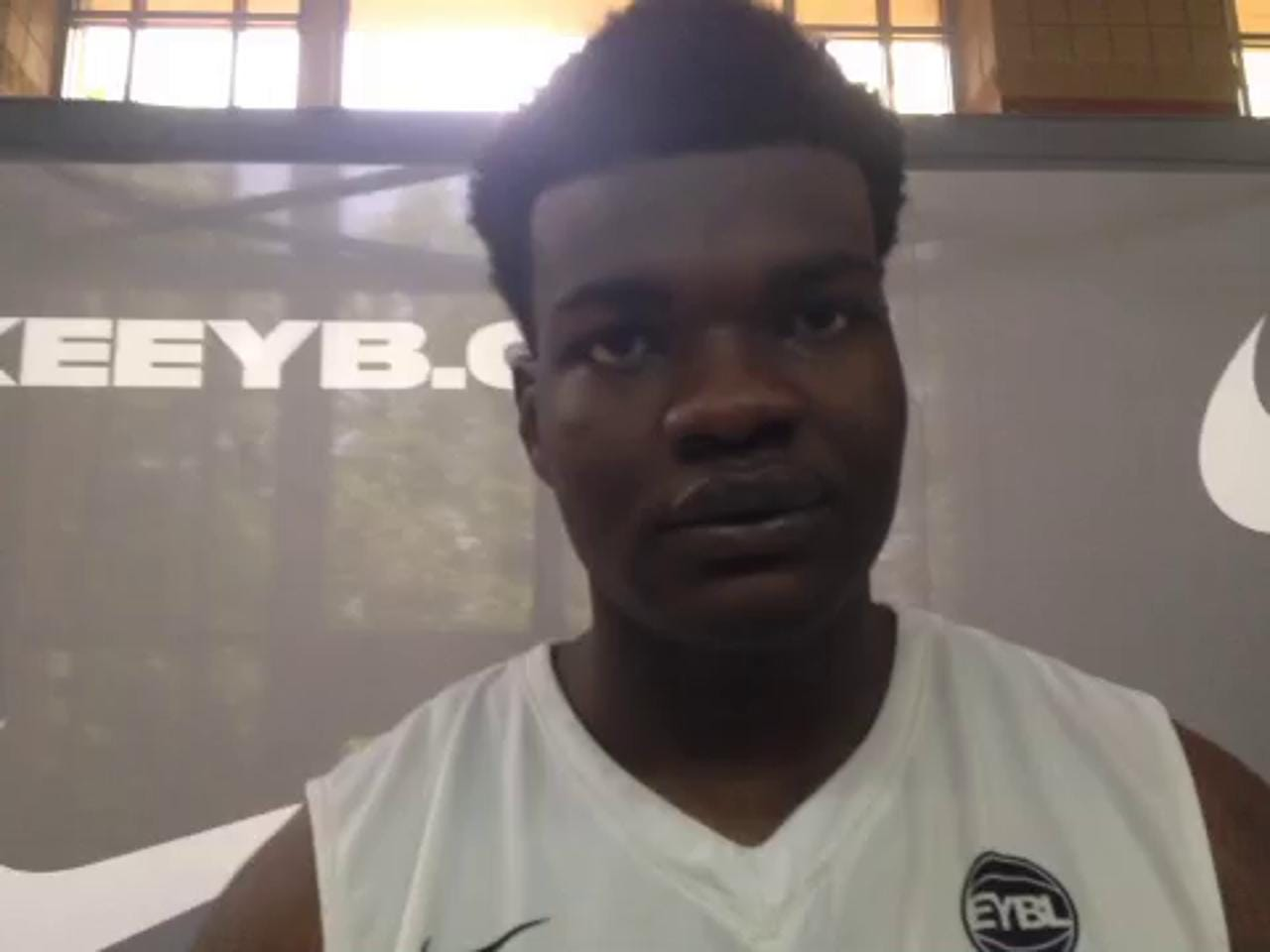 Video | 5-star Udoka Azubuike talks UK