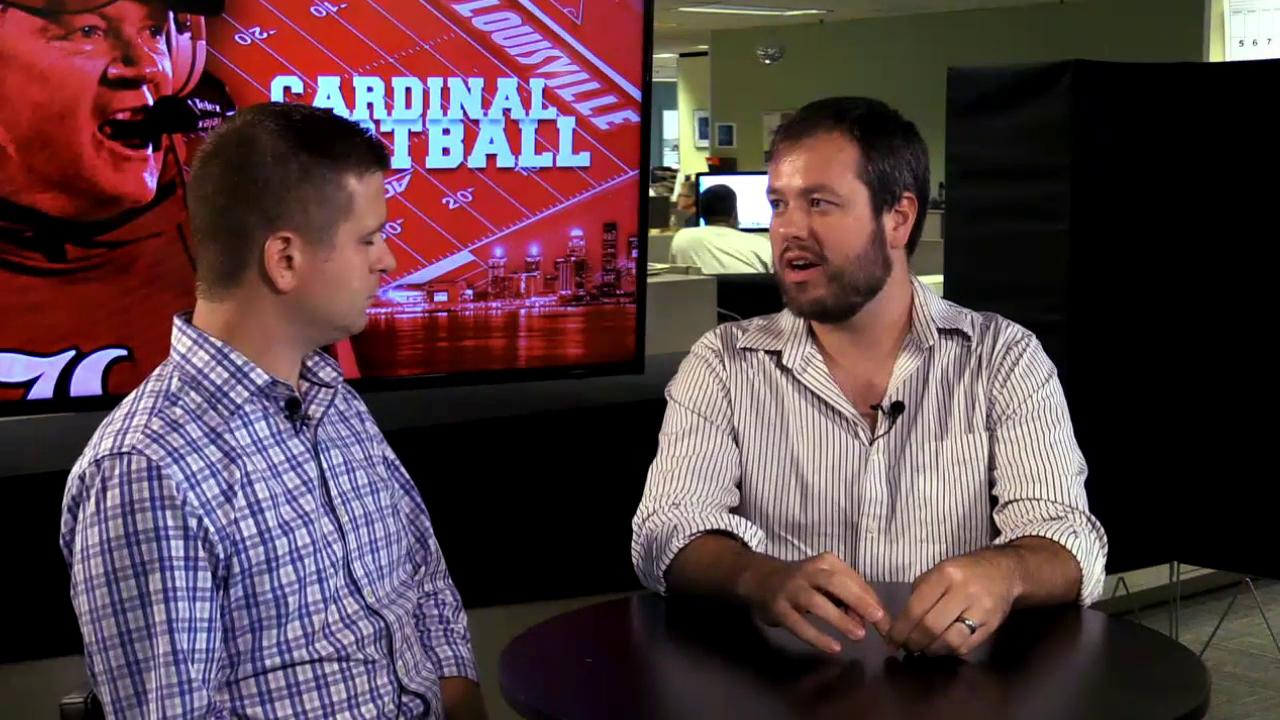 Video | Steve Jones, Jeff Greer preview U of L-Auburn