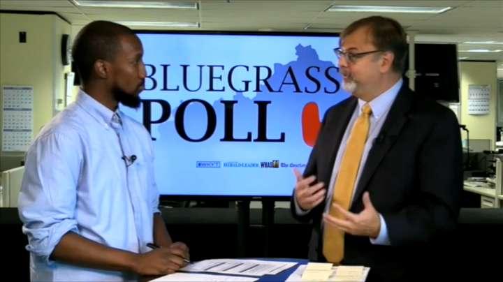 Video | Bluegrass Poll Oct. 28: Governor's race