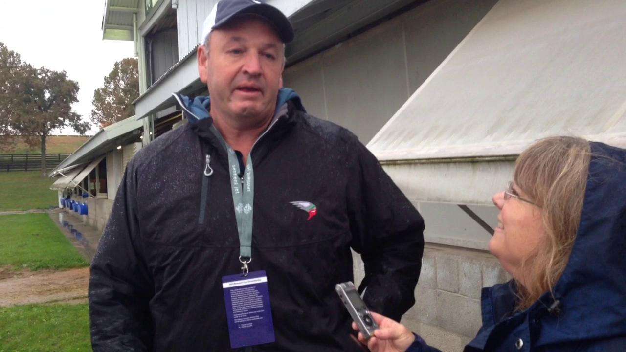 Rees Saturday S Breeders Cup Picks