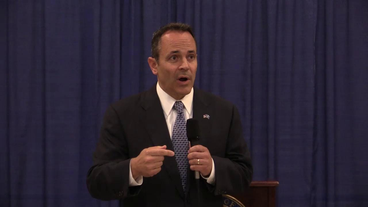 Feds Urged To Improve Transition >> Bevin Notifies Feds He Ll Dismantle Kynect