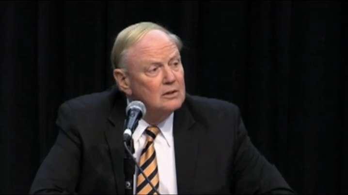 Video | Louisville President James Ramsey on post-season ban