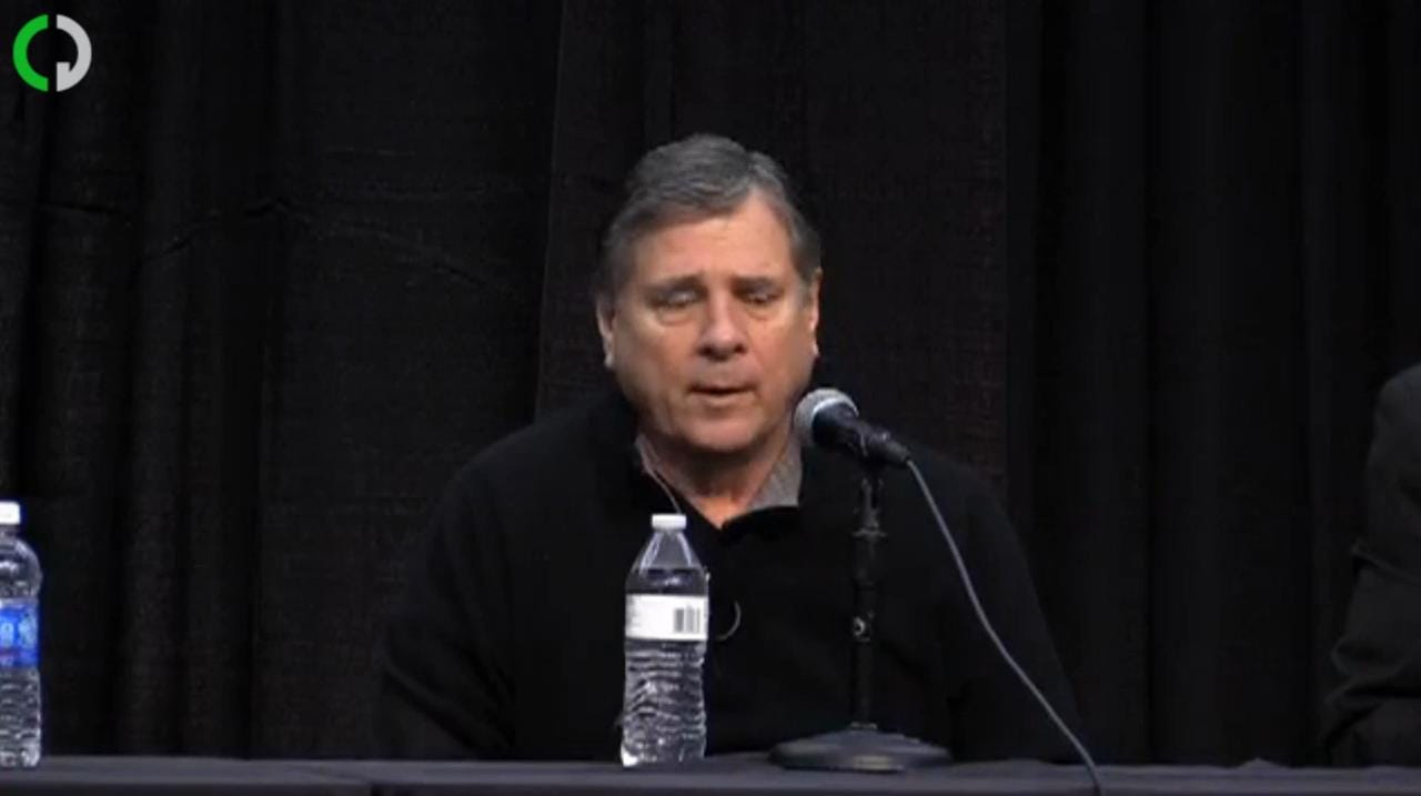 Video | U of L Athletics Director Tom Jurich on self-imposed NCAA penalty