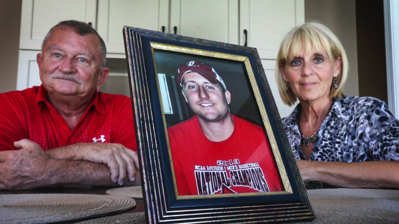 Karl and Brenda Cooley: Nar-Anon helps them through son's addiction