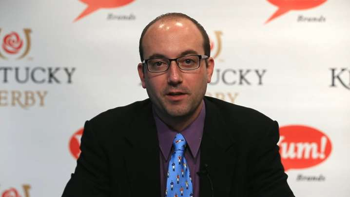 Kentucky Derby 2016 | Twinspires.com's Ed DeRosa with his Derby Pick
