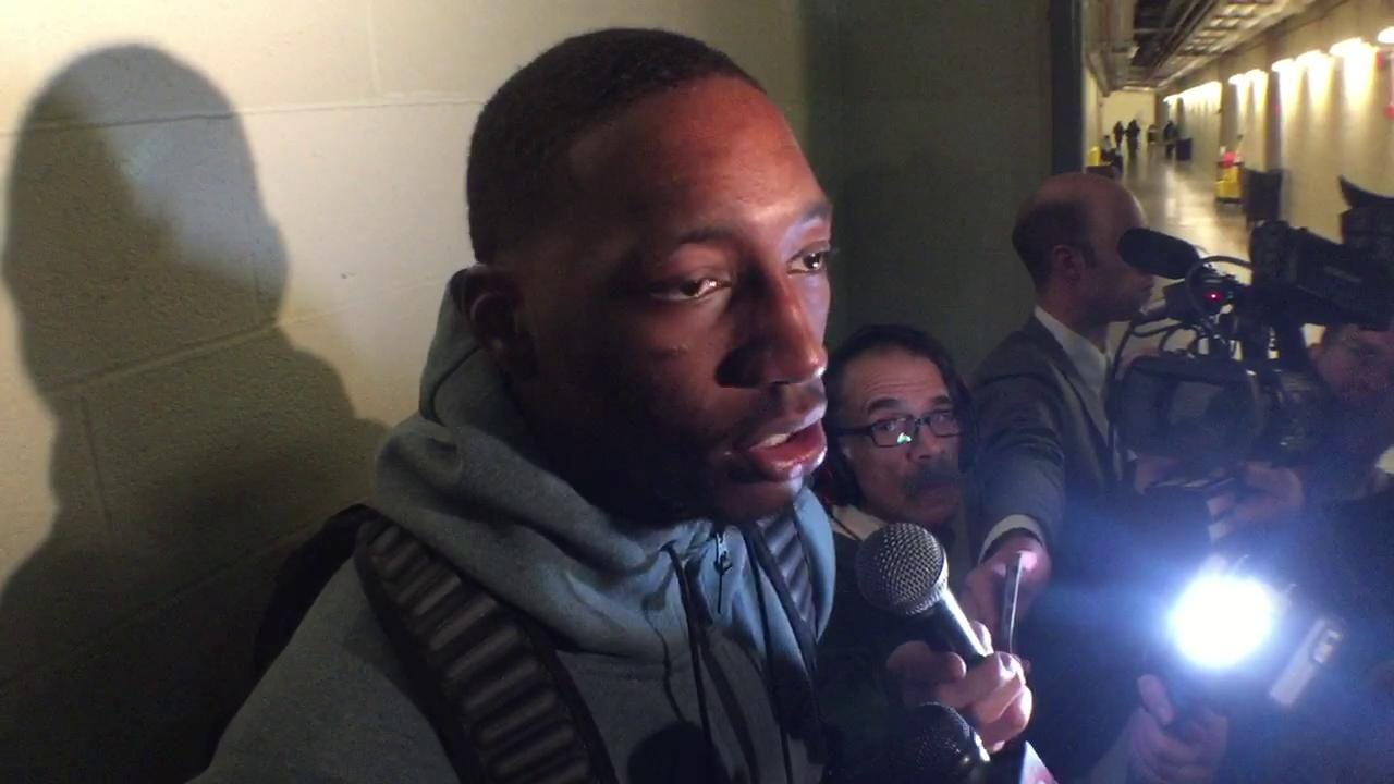 Video | Adebayo after UofL loss