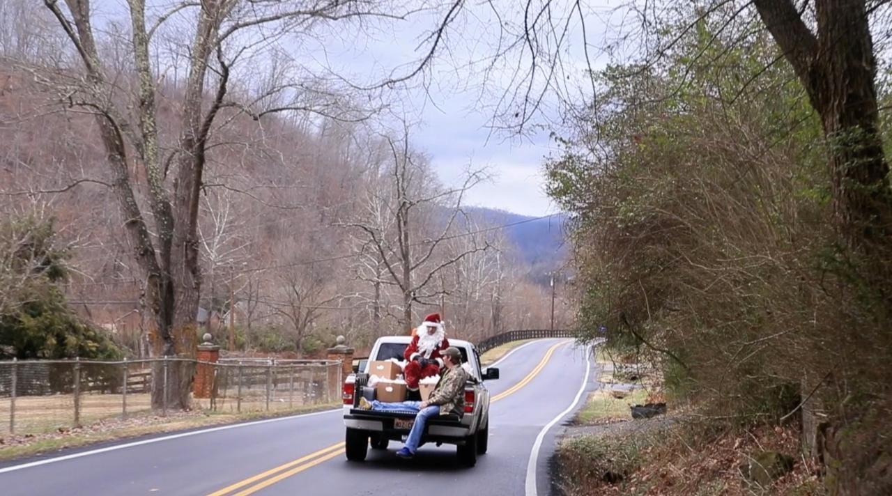 The Santa of Harlan County, Kentucky