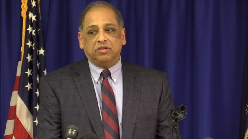 UofL Interim President Neville Pinto responds to Ky Auditor's report of UofL Foundation
