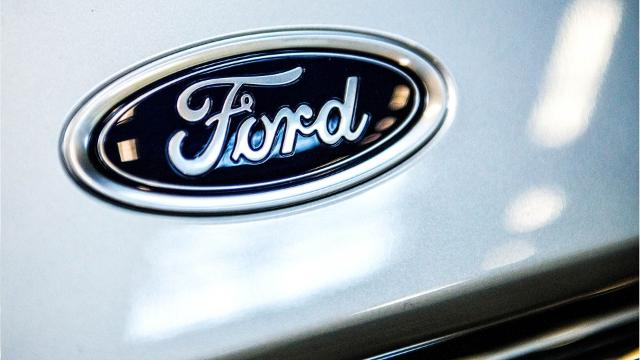 Ford experimenting with 3D-printed car parts