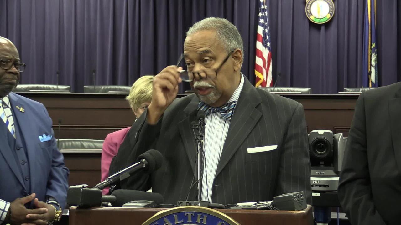 Sen. Neal proposes amendments to charter schools bill
