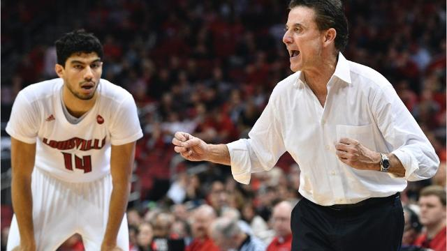 Rick Pitino Salary How Does The Louisville Coach S Pay Compare To