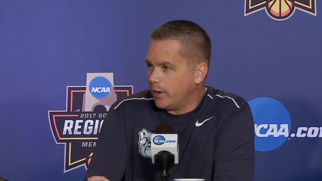 Butler's Chris Holtmann talks about playing UNC