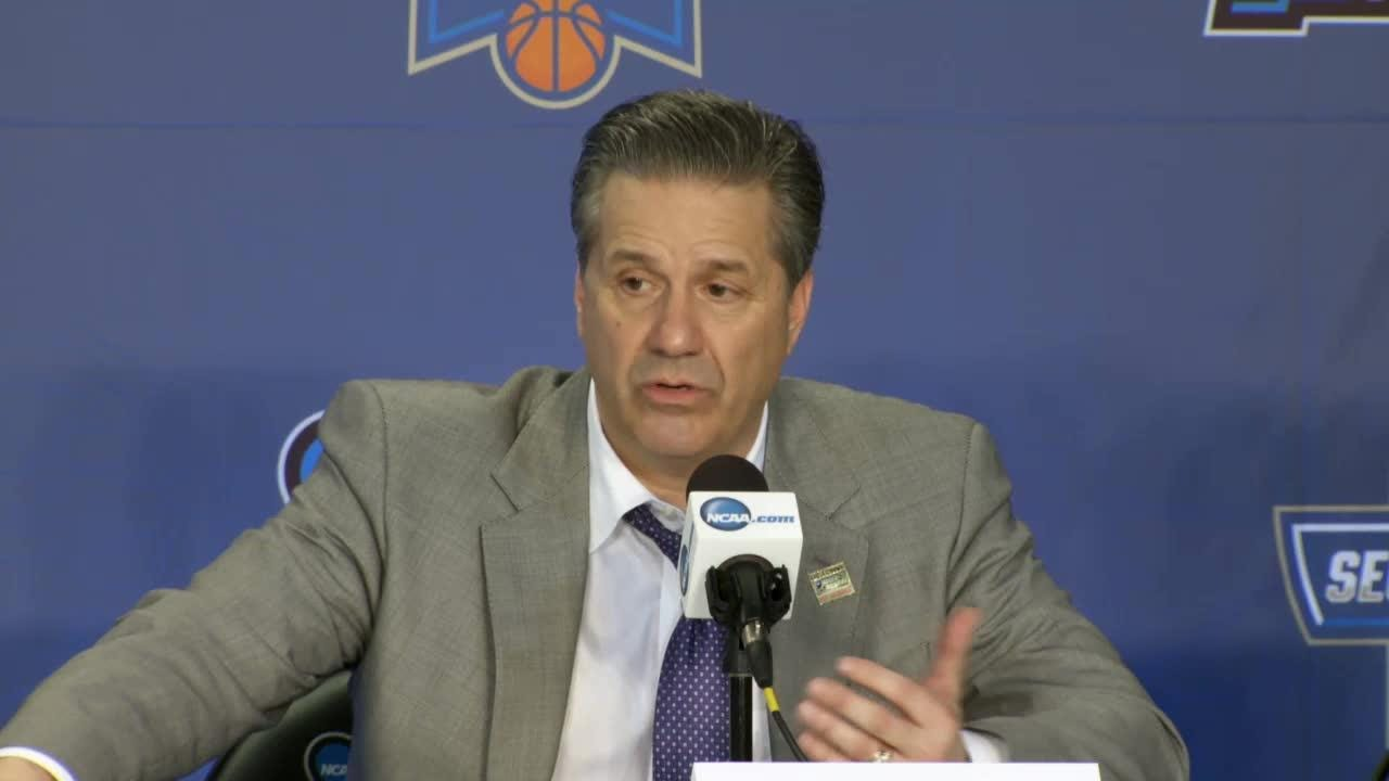 Kentucky talks about win over Northern Kentucky