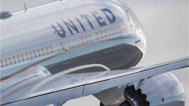 Video shows passenger removed from United flight