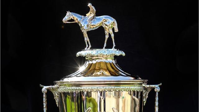 Kentucky Derby Trophy 101