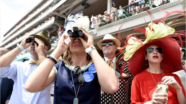 What it takes to make the Kentucky Derby happen