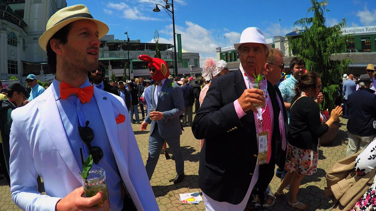 Derby 143: A trip around Churchill Downs