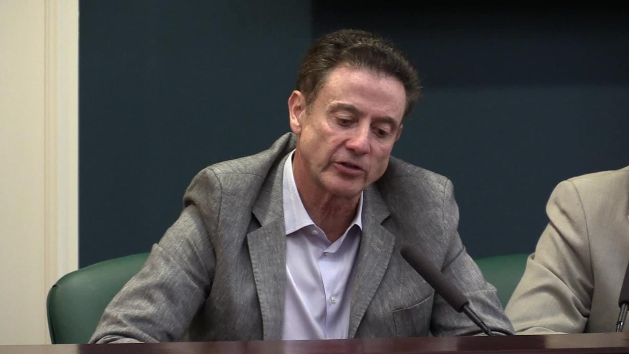 Pitino on penalties: 'The NCAA got it wrong'