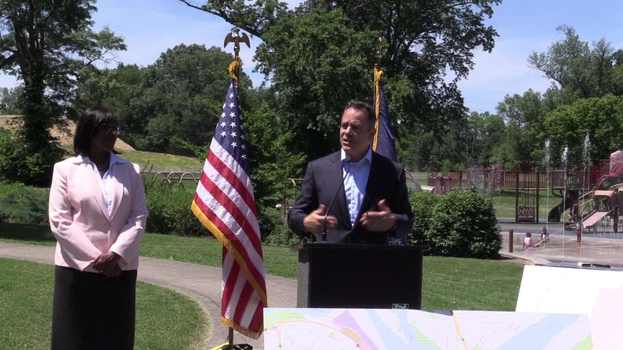 Bevin on taking streets back with prayer:'It should grow organically'