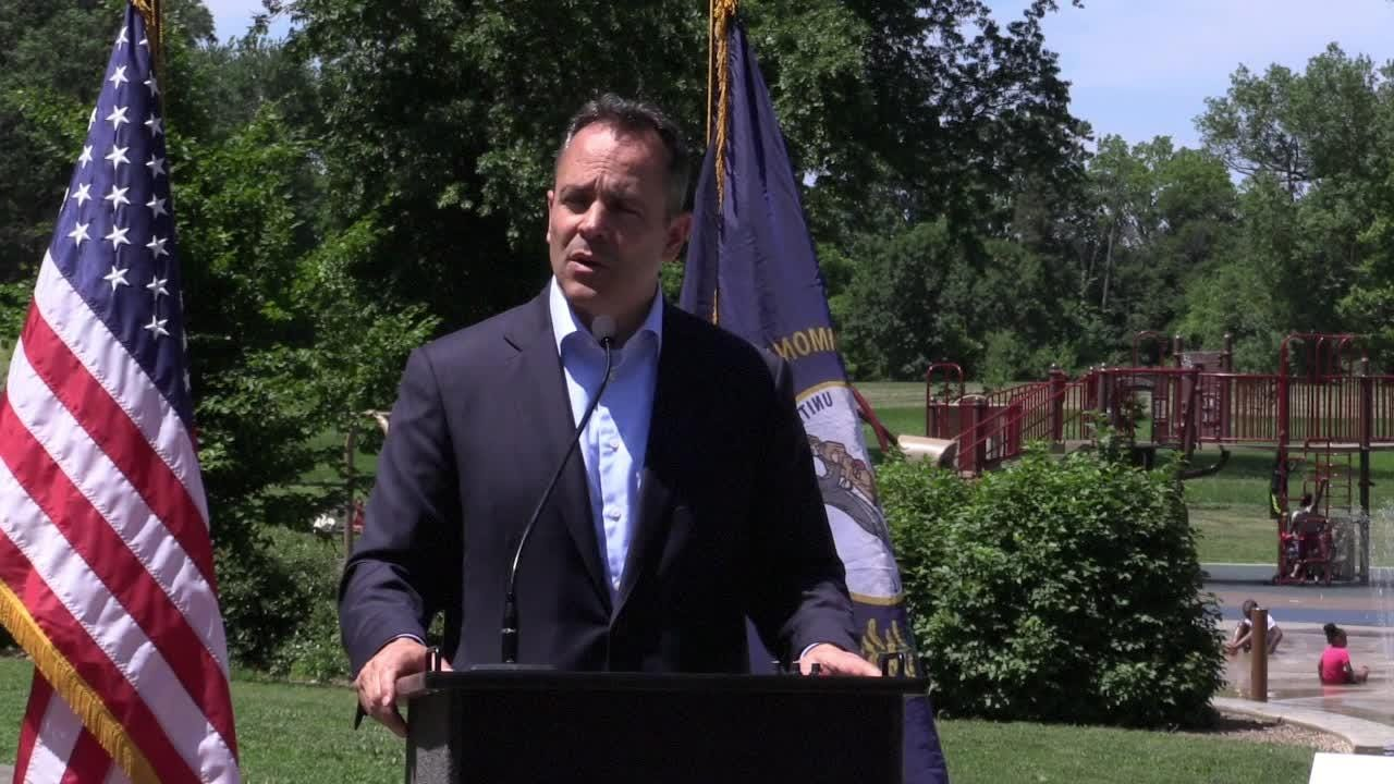 Bevin: Government can't parachute in to fix the problem