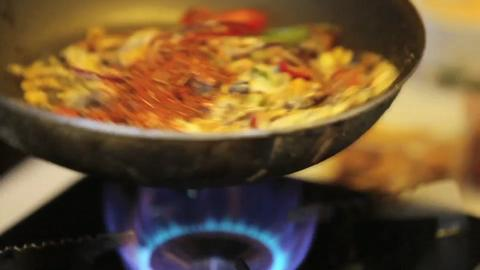 Chef George Formaro cooks his insane Nacho Mac and Cheese