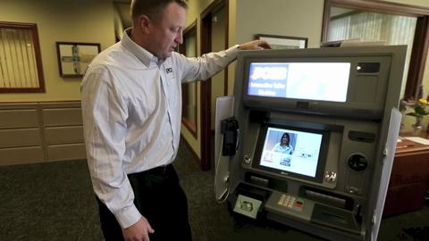 Interactive Tellers Atms Of The Future