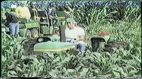 """Explore the making of the """"Field of Dreams"""" in the summer of 1988 by scrubbing through this hour-long compilation of exclusive clips provided by the Iowa Film Office. April 2019 marks the 30th anniversary of the movie's theatrical release."""