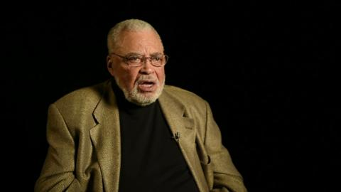"""From 2014: Extended cut: Actor James Earl Jones, one of the stars of """"Field of Dreams"""" talks about what it was like to make the movie, spending time in Iowa during filming and its lasting legacy."""