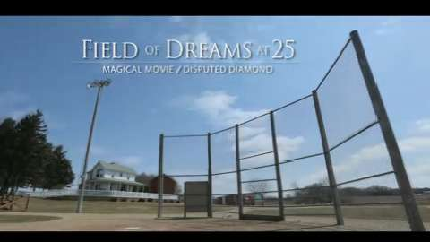 """""""Field of Dreams"""" at 25: Magical movie, disputed diamond"""