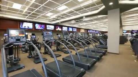 Life Time Fitness opens its first Iowa facility in Urbandale on May 23. The facility includes a gym, multiple pools, cafe, spa and tennis courts.