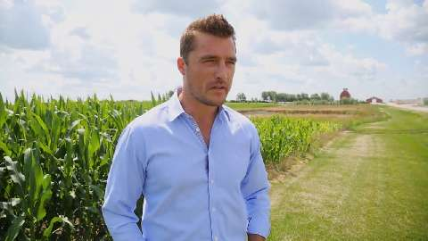 Chris Soules from The Bachelorette talks about travel while filming